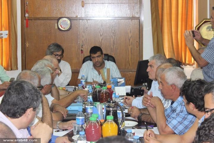 مجد الكروم: رؤساء سلطات محلية يجتمعون لبحث قضايا ملحة