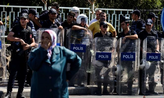 تركيا: تعليق مهام أكثر من 12 ألف شرطي منذ الانقلاب الفاشل