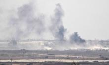 الاحتلال يشن سلسلة غارات في قطاع غزة