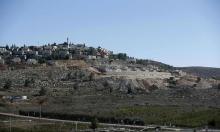الولايات المتحدة تدين قرار إسرائيل بناء وحدات استيطانية