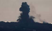 بعد غارة على قطاع غزة: مصرع الطيار وتحطم الطائرة