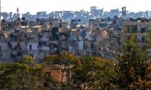 دي ميستورا: حلب قد تتعرض لدمار تام بنهاية العام