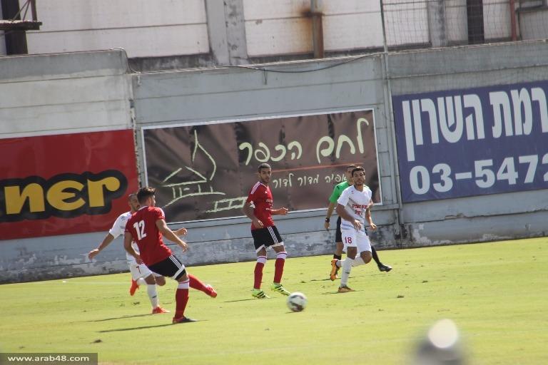 الفريق الطيراوي يتعادل أمام هـ. هرتسليا دون أهداف