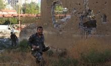 اشتباكات عنيفة بحلب ومجازر النظام تقل