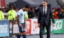 مدرب التانغو يبدي قلقه بعد التعادل أمام بيرو