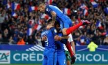 فرنسا تهز شباك بلغاريا برباعية مقابل هدف