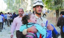 في سوريا.. الخوذة البيضاء ترمز لبطل وملاك رحمة