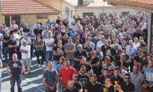 الرامة: المئات يشاركون في تشييع سعيد سمعان