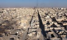 هنا حلب... هنا الأحياء الشرقية