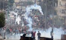 مواجهات في مخيم الدهيشة واعتقالات في صوريف وجنين