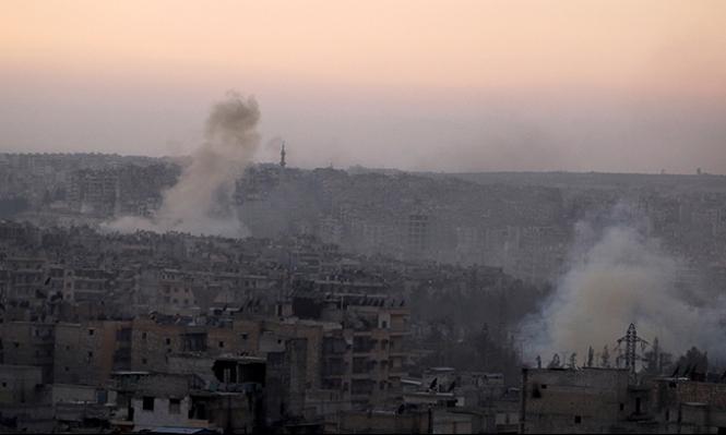 مجلس الأمن يصوت على هدنة في حلب تتجاهل القصف الجوي