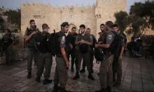 القدس: اتهام شاب بالتخطيط لتنفيذ عملية تفجير حافلة