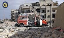 غارات روسية على حلب هي الأعنف منذ أسبوع