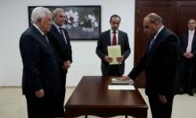 عباس يصدر مرسوما بإقالة رئيس المحكمة العليا