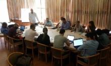 للنهوض بالعمل الجماعي: مستشارو المشتركة يعقدون دورة مهنية
