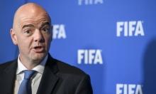 إنفانتينو: عدد المنتخبات المشاركة بفيفا 2022 لم يحدد بعد