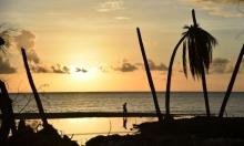 """جزر برمودا تترقب الإعصار """"نيكول"""""""