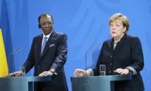 ميركل: نسعى لوقف قدوم اللاجئين إلى أوروبا