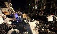 سورية: 20 قتيلا بانفجار عند الحدود مع تركيا