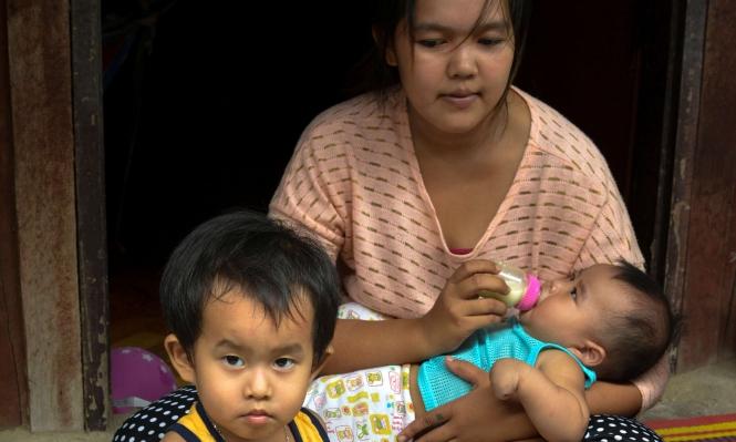 يونيسيف: 5 من كل 6 أطفال بالدول النامية يعانون نقص التغذية