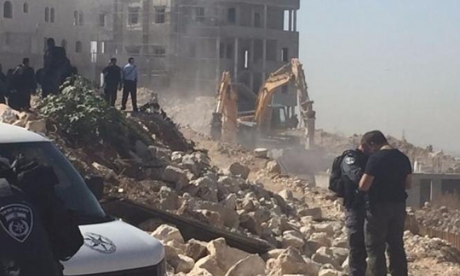 تصعيد إسرائيلي بهدم المنازل العربية والمتابعة تدعو للتصدي