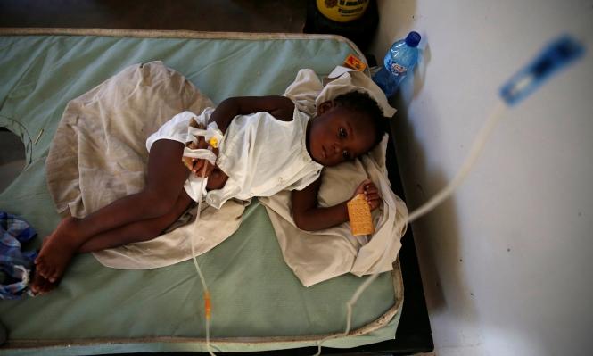 يونيسيف: الموت يخطف 300 ألف طفل بعام 2015 جراء الإسهال!