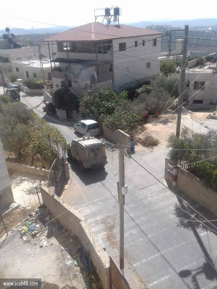 بيت سوريك: مصابون في اشتباكات مع قوات الاحتلال