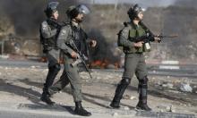 مخيم الجلزون: 4 إصابات إحداها خطيرة في مواجهات مع الاحتلال