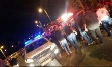 الشيخ دنون: إصابتان بالغتان بحادث طرق مروع