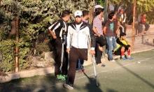 """السوري """"كيلاني"""" يتحدى الإعاقة بعشقه """"للساحرة المستديرة"""""""