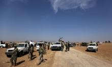 """""""داعش"""" يتقهقر بحلب وتركيا تواصل قصف معاقله"""