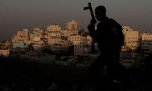 العيسوية: شرطة الاحتلال تلهو بالقنابل اليدوية