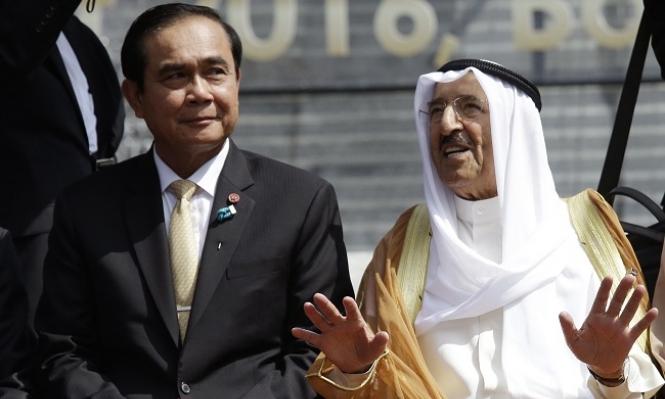 أمير الكويت يصدر مرسوما بحل البرلمان
