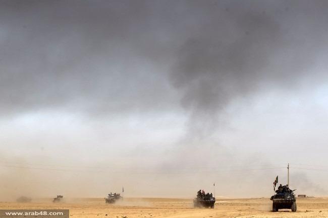 معركة الموصل: نقطة التقاء الفرقاء