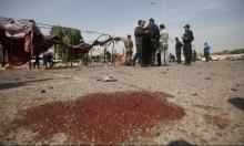 "بغداد: 10 قتلى بتفجير انتحاري تبناه ""داعش"""