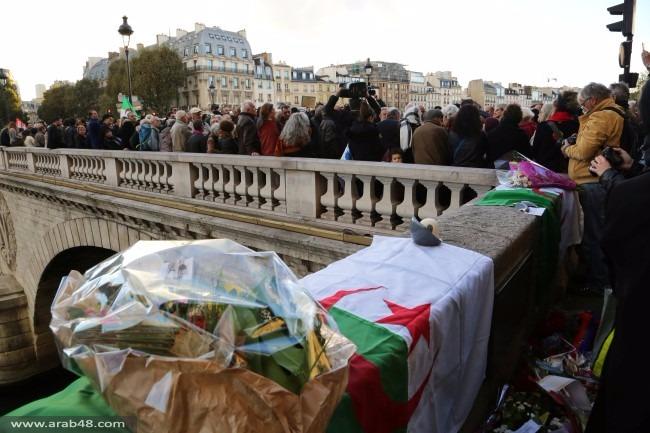 """55 عاما على """"مذبحة باريس"""""""