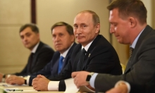 قمة أوروبية تجمع رئيسي أوكرانيا وروسيا لأول مرة