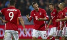 بطولة ألمانيا: بايرن المتألق أوروبيا لفك عقدة مونشنغلادباخ