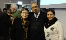 """أبو شحادة يشارك في مؤتمر """"فلسطين والمقاومة"""" في أوسلو"""