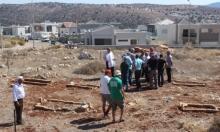 غدا الجمعة: عمل تطوعي في مقبرة رمية