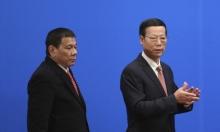 الرئيس الفلبيني ينفصل عن أميركا ويحتضن الصين
