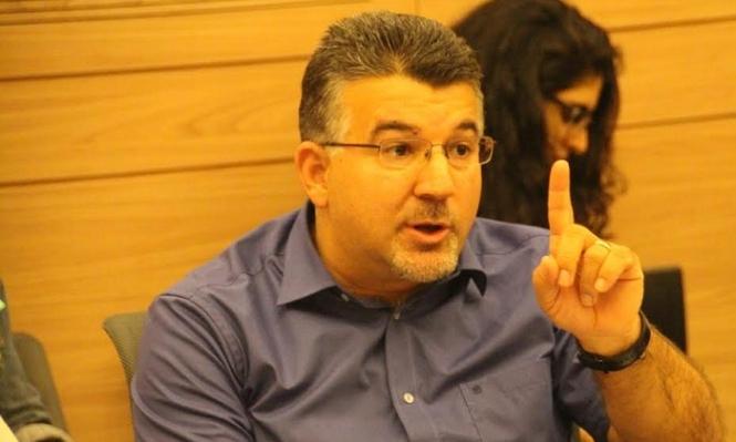 النائب جبارين: وزارة التربية والتعليم تتخاذل في مواجهة العنف