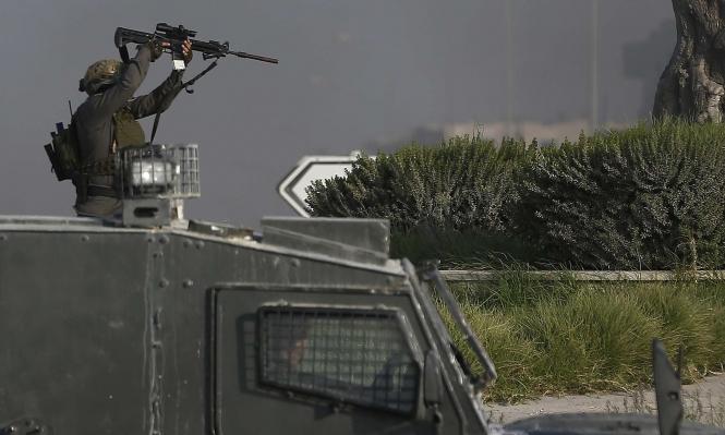 فلسطيني أصيب في 2007 واستشهد اليوم