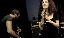 تانيا صالح نجمة أولى ليالي القاهرة الدولي للجاز