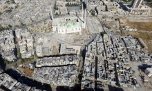حلب: 500 قتيل بغارات النظام وروسيا خلال شهر واحد