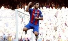 سواريز يقترب من التجديد لبرشلونة بعقد طويل الأمد