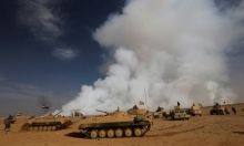 """""""داعش"""" يتسلح بالانتحاريين والألغام بمعركة الموصل"""