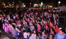 الآلاف في مهرجان الموسيقى والفنون بسخنين