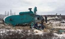 روسيا: مقتل 19 شخصًا جراء تحطم مروحية بسيبيريا