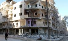 غارات روسية عنيفة على حلب بعد انتهاء الهدنة